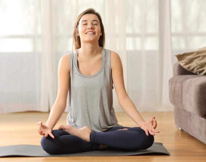 Настроение йога