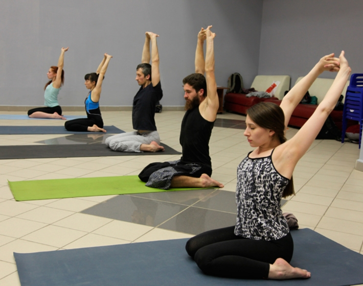 Прана-йога
